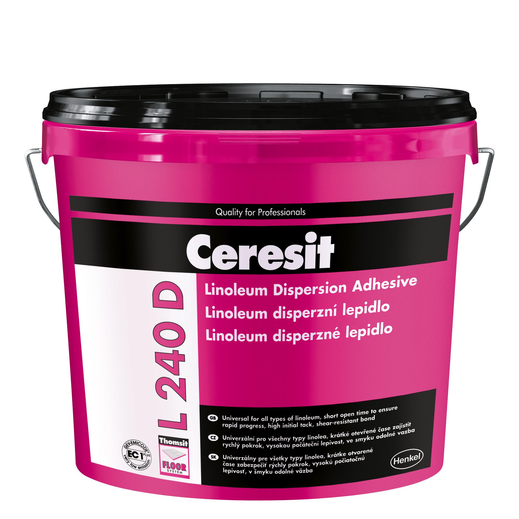 Lepilo za linolej - Ceresit L 240 D